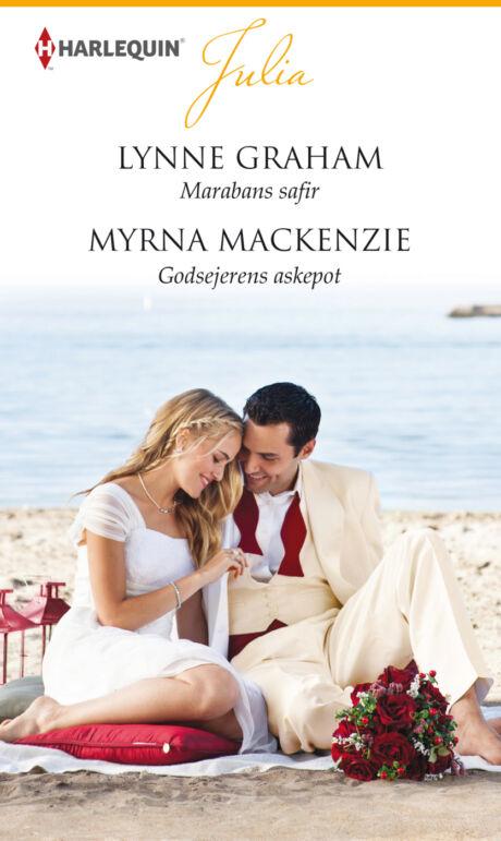 Harpercollins Nordic Marabans safir/Godsejerens askepot - ebook