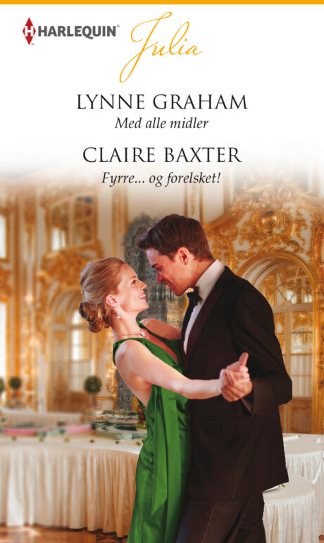 Harpercollins Nordic Med alle midler/Fyrre... og forelsket!  - ebook