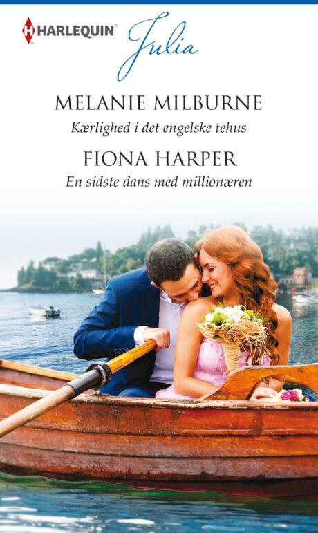 Harpercollins Nordic Kærlighed i det engelske tehus /En sidste dans med millionæren - ebook