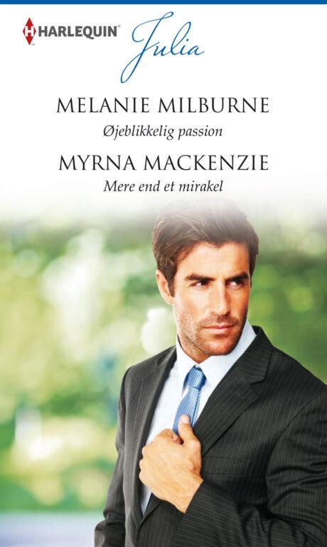 Harpercollins Nordic Øjeblikkelig passion/Mere end et mirakel - ebook