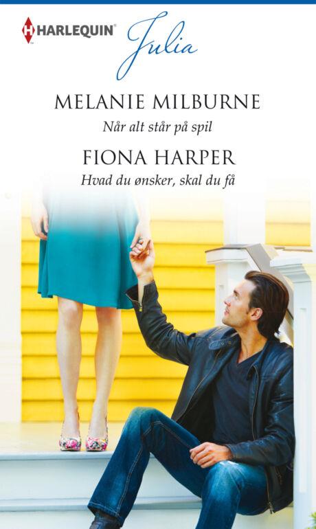 Harpercollins Nordic Når alt står på spil/Hvad du ønsker, skal du få - ebook