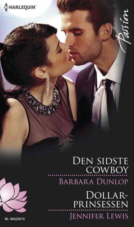 Harpercollins Nordic Den sidste cowboy/Dollar-prinsessen - ebook