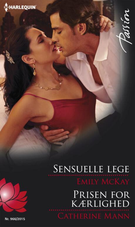 Harpercollins Nordic Sensuelle lege/Prisen for kærlighed - ebook