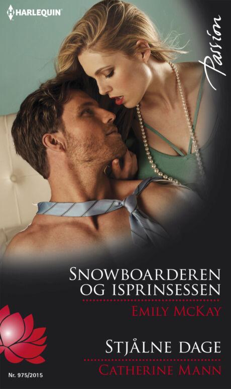 Harpercollins Nordic Snowboarderen og isprinsessen/Stjålne dage - ebook
