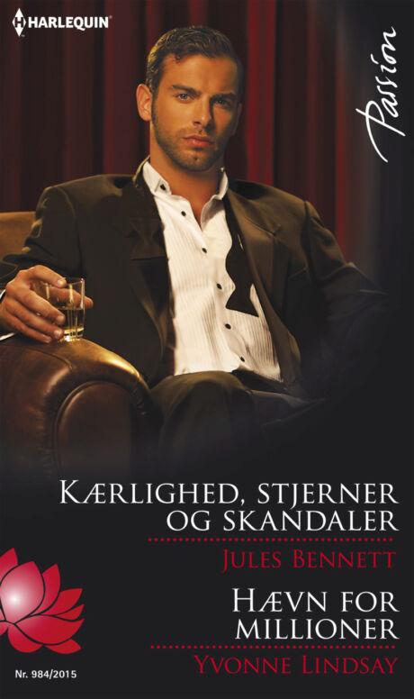 Harpercollins Nordic Kærlighed, stjerner og skandaler/Hævn for millioner - ebook