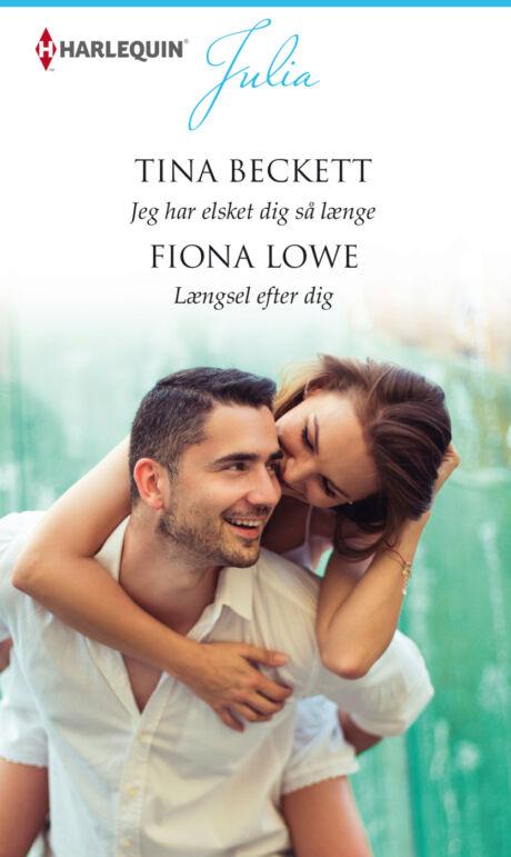 Harpercollins Nordic Jeg har elsket dig så længe/Længsel efter dig - ebook