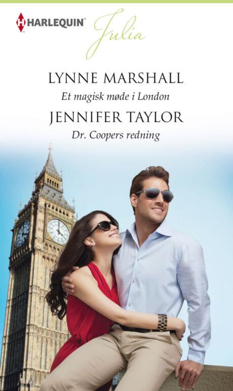 Harpercollins Nordic Et magisk møde i London/Dr. Coopers redning - ebook