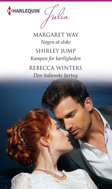 Harpercollins Nordic Nogen at elske /Kampen for kærligheden/Den italienske hertug  - ebook