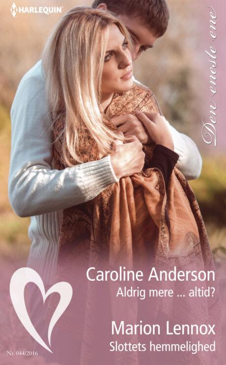 Harpercollins Nordic Aldrig mere ... altid?/Slottets hemmelighed  - ebook