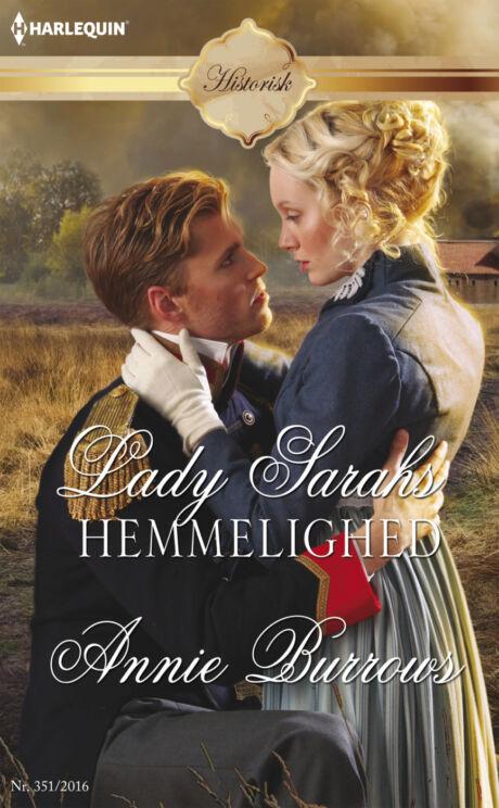 Harpercollins Nordic Lady Sarahs hemmelighed - ebook