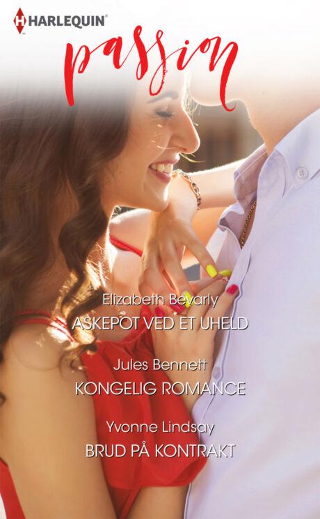 Harpercollins Nordic Askepot ved et uheld/Kongelig romance/Brud på kontrakt - ebook