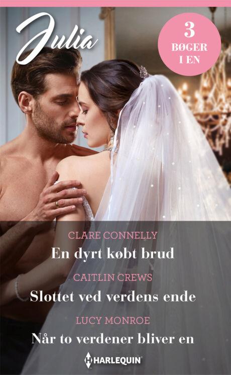 Harpercollins Nordic En dyrt købt brud/Slottet ved verdens ende/Når to verdener bliver en