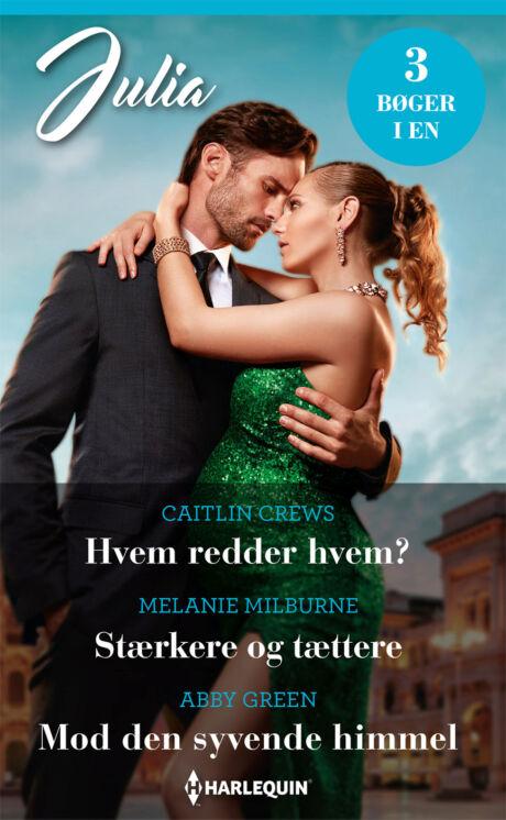 Harpercollins Nordic Hvem redder hvem?/Stærkere og tættere/Mod den syvende himmel
