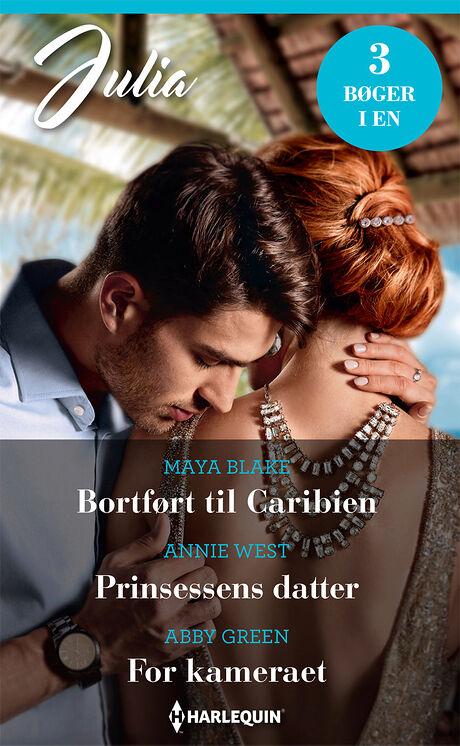 Harpercollins Nordic Bortført til Caribien/Prinsessens datter/For kameraet