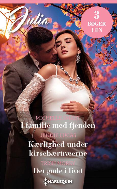 Harpercollins Nordic I familie med fjenden/Kærlighed under kirsebærtræerne/Det gode i livet