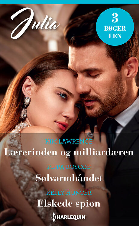 Harpercollins Nordic Lærerinden og milliardæren/Sølvarmbåndet/Elskede spion