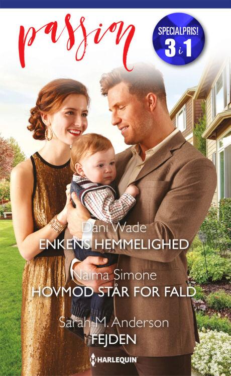 Harpercollins Nordic Enkens hemmelighed/Hovmod står for fald/Fejden