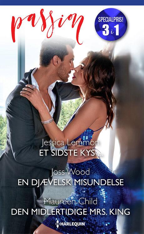 Harpercollins Nordic Et sidste kys .../En djævelsk misundelse/Den midlertidige mrs. King