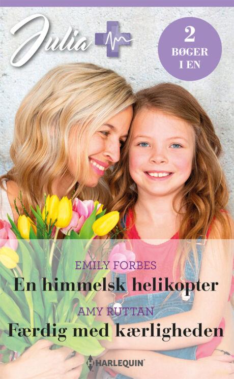 Harpercollins Nordic En himmelsk helikopter/Færdig med kærligheden