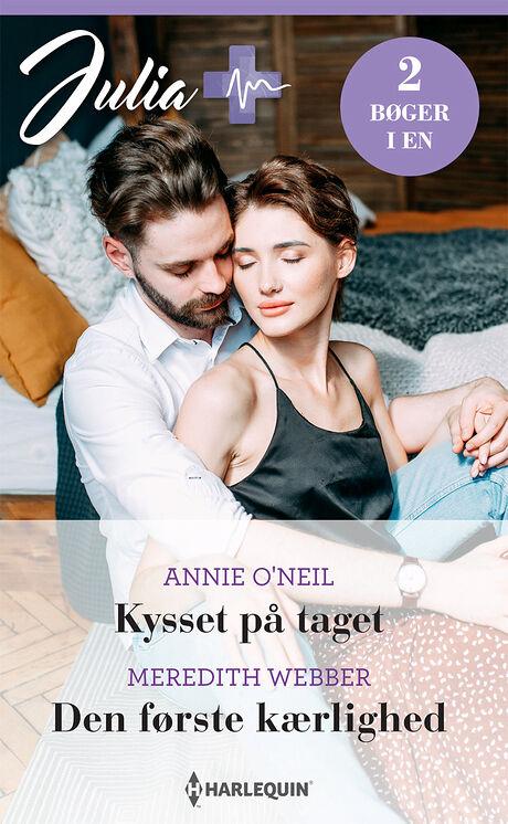 Harpercollins Nordic Kysset på taget/Den første kærlighed
