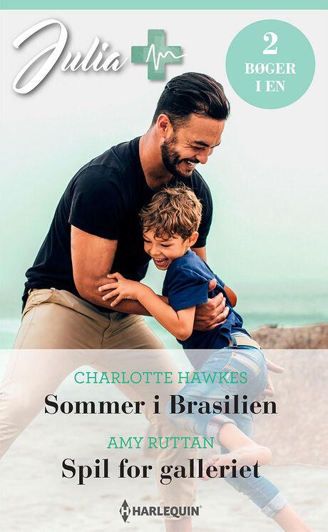 Harpercollins Nordic Sommer i Brasilien/Spil for galleriet
