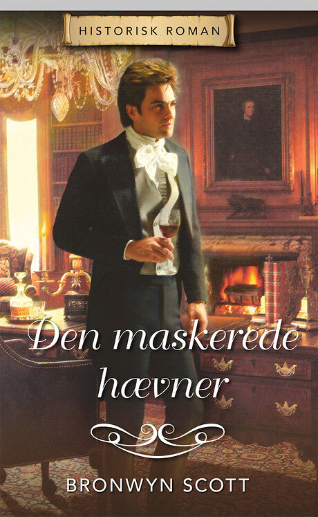 Harpercollins Nordic Den maskerede hævner