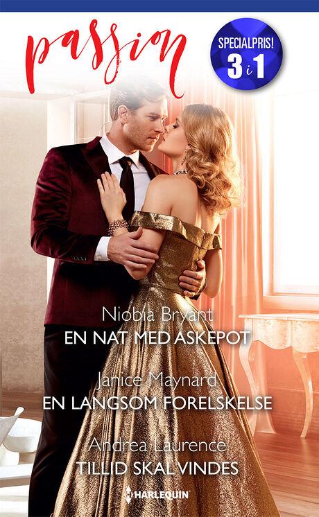 Harpercollins Nordic En nat med Askepot/En langsom forelskelse/Tillid skal vindes