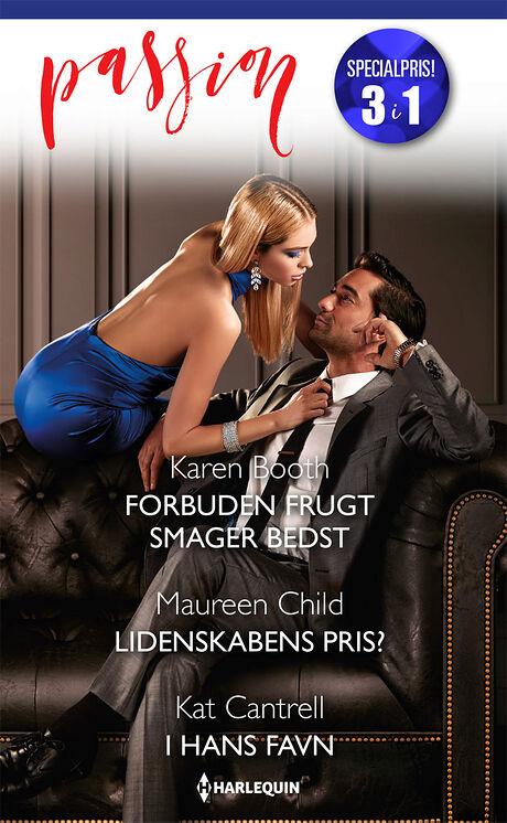Harpercollins Nordic Forbuden frugt smager bedst/Lidenskabens pris?/I hans favn - ebook