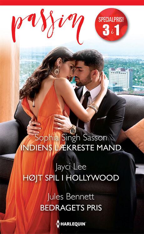 Harpercollins Nordic Indiens lækreste mand/Højt spil i Hollywood/Bedragets pris
