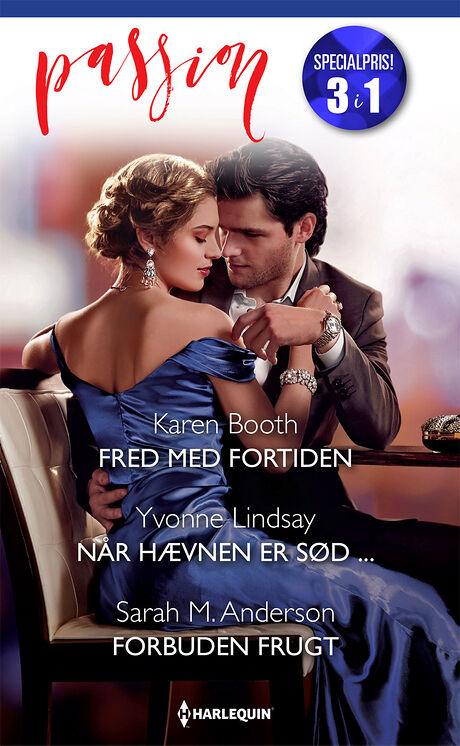 Harpercollins Nordic Fred med fortiden/Når hævnen er sød .../Forbuden frugt