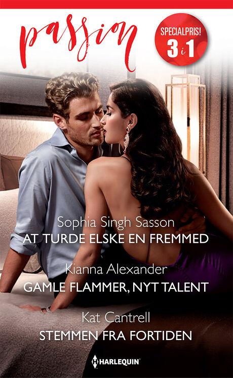 Harpercollins Nordic At turde elske en fremmed/Gamle flammer, nyt talent/Stemmen fra fortiden