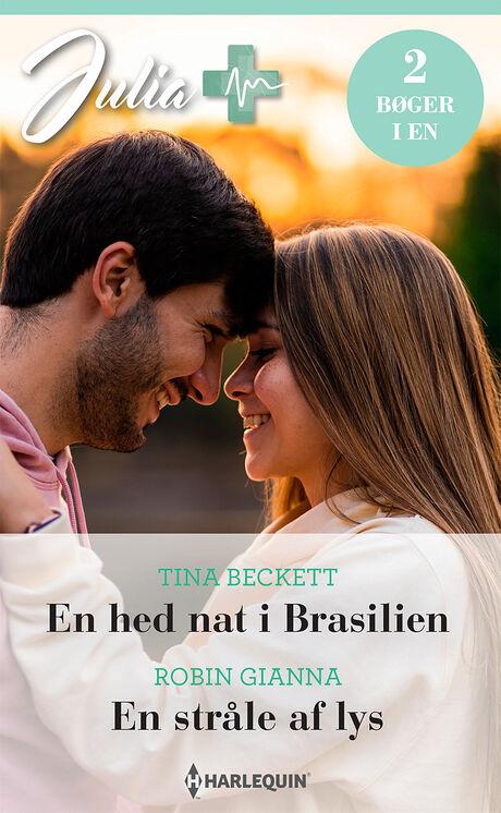Harpercollins Nordic En hed nat i Brasilien/En stråle af lys
