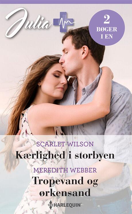 Harpercollins Nordic Kærlighed i storbyen/Tropevand og ørkensand