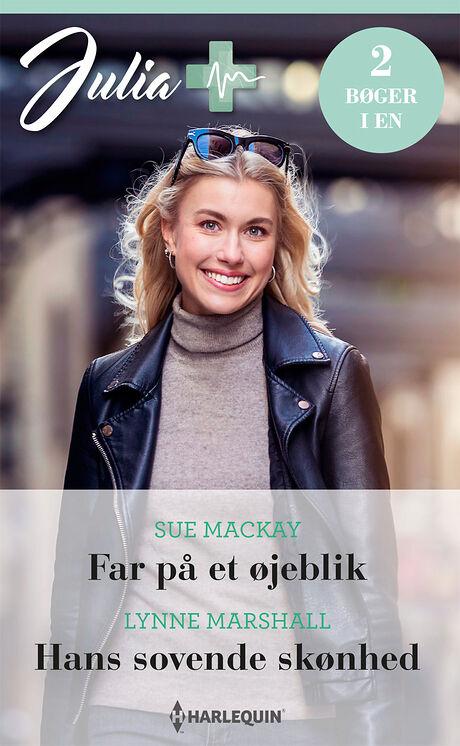 Harpercollins Nordic Far på et øjeblik/Hans sovende skønhed
