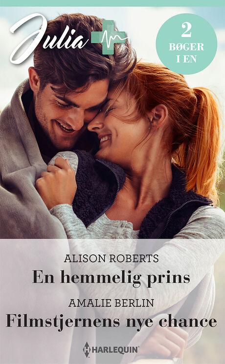 Harpercollins Nordic En hemmelig prins/Filmstjernens nye chance