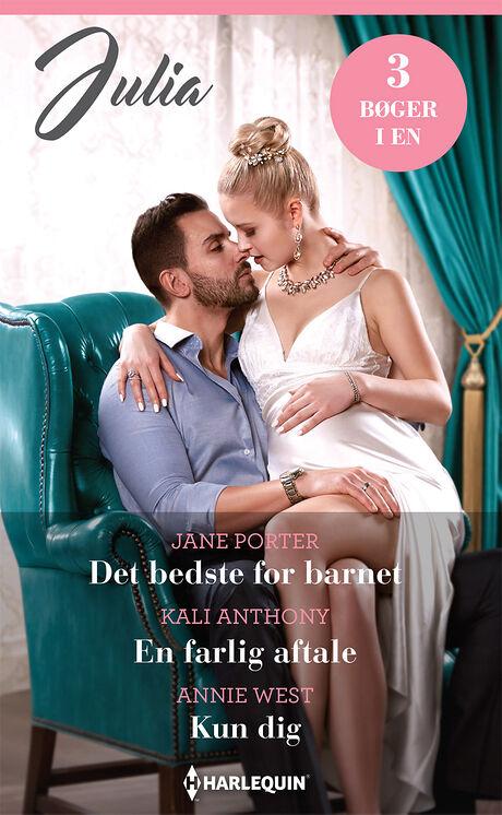 Harpercollins Nordic Det bedste for barnet/En farlig aftale/Kun dig