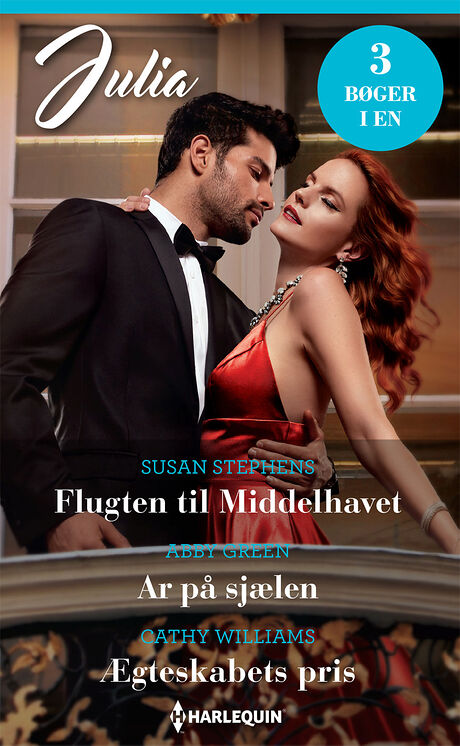 Harpercollins Nordic Flugten til Middelhavet/Ar på sjælen/Ægteskabets pris
