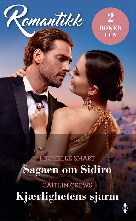 Harpercollins Nordic Sagaen om Sidiro/Kjærlighetens sjarm