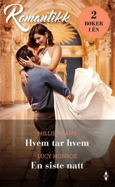 Harpercollins Nordic Hvem tar hvem/En siste natt