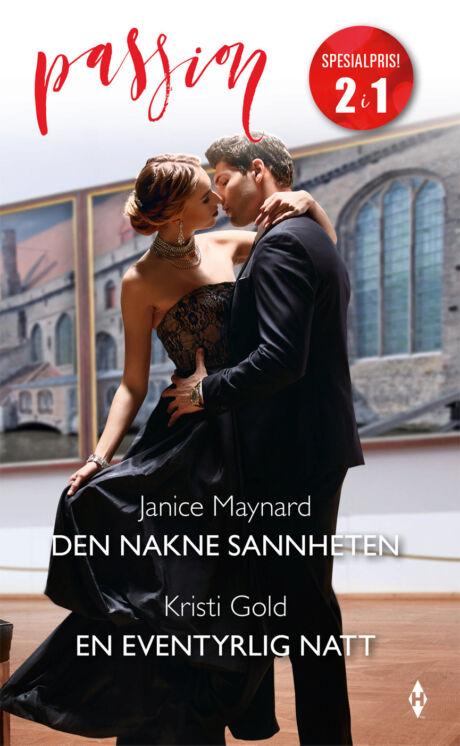 Harpercollins Nordic Den nakne sannheten/En eventyrlig natt