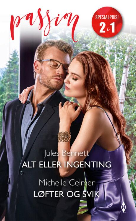Harpercollins Nordic Alt eller ingenting/Løfter og svik