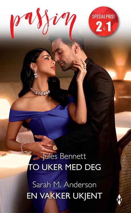 Harpercollins Nordic To uker med deg/En vakker ukjent
