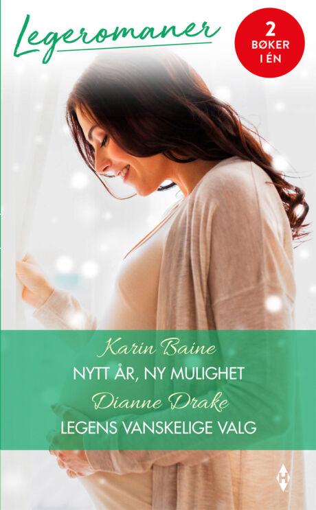 Harpercollins Nordic Nytt år, ny mulighet/Legens vanskelige valg