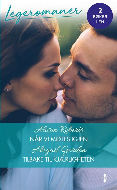 Harpercollins Nordic Når vi møtes igjen/Tilbake til kjærligheten