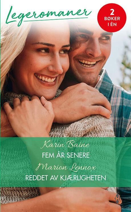 Harpercollins Nordic Fem år senere/Reddet av kjærligheten