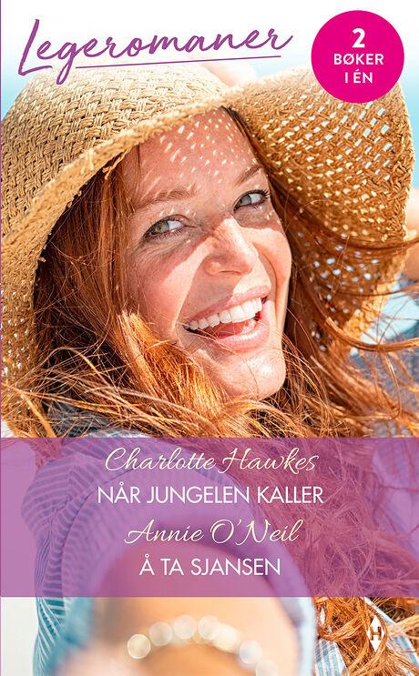 Harpercollins Nordic Når jungelen kaller/Å ta sjansen - ebook