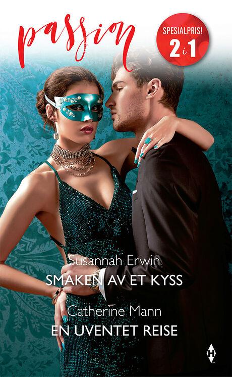 Harpercollins Nordic Smaken av et kyss/En uventet reise