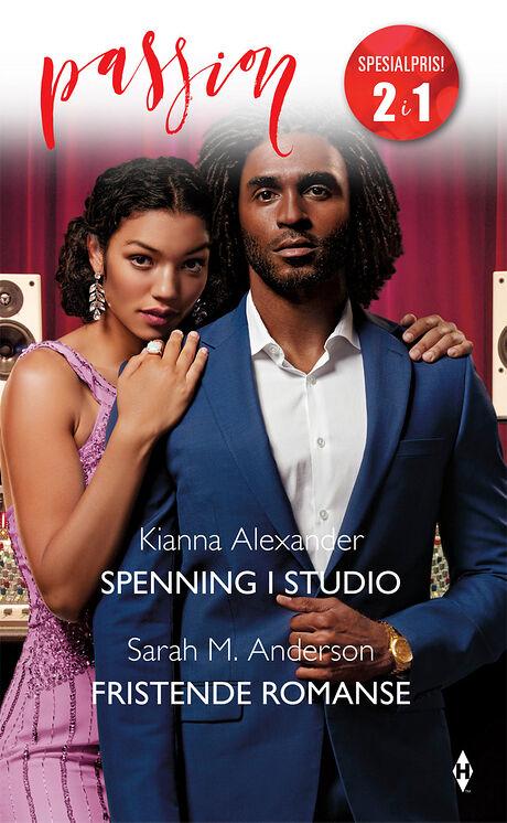 Harpercollins Nordic Spenning i studio/Fristende romanse