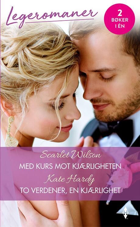 Harpercollins Nordic Med kurs mot kjærligheten/To verdener, en kjærlighet