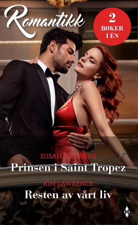 Harpercollins Nordic Prinsen i Saint Tropez/Resten av vårt liv